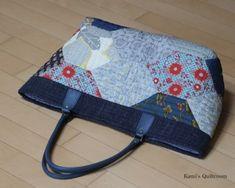 여름가방 장만했어요.. : 네이버 블로그 Japanese Bag, Quilted Bag, Messenger Bag, Satchel, Doodles, Quilts, Tote Bags, Totes, Japanese Language
