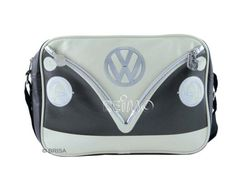 VW Bulli shoulder bag - officially licensed: http://www.reimo.com/de/95529-vw_collection_schultertasche_vw_bulli_quer/