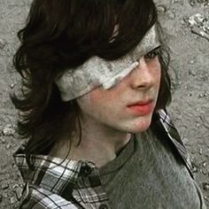 #ChandlerRiggs #carlgrimes #twdfamily #thewalkingdead
