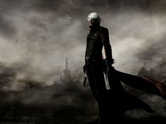 Devil May Cry... Finding a lot of good DMC artz lately... If you haven't noticed -Will