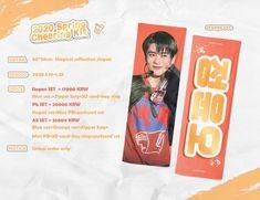 Exo Birthdays, Slogan Design, Adrien Agreste, Pop Design, Kpop, Jaehyun, Photo Cards, Cool Designs, Design Inspiration