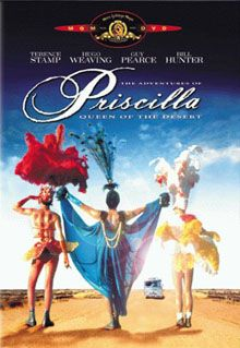 Priscilla, Queen of the Desert (1994) - Two drag queens and a transexual take an eventful road trip, meeting up with homophobes, Aborigines and true love while grooving to a near limitless supply of ABBA tracks.