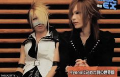 Reita.Uruha(The GazettE)
