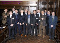Foto finale di gruppo: tutti i Consiglieri pronti ad onorare il mandato ricevuto.