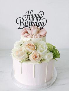 Happy Birthday Drinks, Happy Birthday Greetings Friends, Happy Birthday Wishes Cake, Birthday Wishes Flowers, Special Birthday Cakes, Happy Birthday Cake Images, Happy Birthday Cupcakes, Happy Birthday Celebration, Birthday Wishes And Images