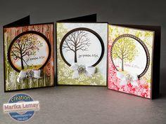 arbre protecteur, La magie des étampes - Cartes - Scrapbooking - Stampin'Up