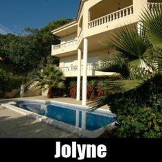 Ferienhaus Lloret de Mar Costa Brava Villa Spanien Jolyne