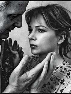 Jeff Daniels and Michelle Williams:  In <i>Blackbird</i>, David Harrower's 2005 drama about the aftermath of a disastrous (and illegal) affair, Daniels and Williams—who have worked on Broadway stages before—erase any lingering hint of celebrity carpetbagging. This is tooth-and-nail theater, with the talent and star power to make it sell.