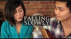 Falling Slowly - Glen Hansard and Marketa Irglova (Cover) by Daniela Andrade & Paulo SerapioSong Cover http://ift.tt/2vVmZ8a