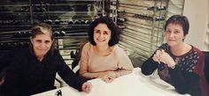 Our company is run 90% by women. When you have women at the top you just dont stop !!  Mariví Maloles and Esperanza. #WomansWeek