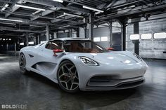 Porsche 913 Concept 2