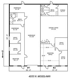 Exceptional 4033_N_Woodlawn_floorplan.gif (830×925) · Office LayoutsOffice PlanOffice  BuildingsAsdFeng ShuiWorkspacesCommercial