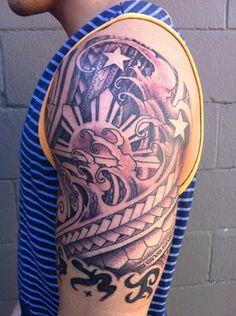How do you like this tattoo? Fox Tattoo Design, Tattoo Designs, Tattoo Ideas, Future Tattoos, Tattoos For Guys, Tattoo Guys, Body Art Tattoos, Sleeve Tattoos, Calf Tattoos
