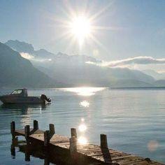 Lac d'Annecy. http://www.fasthotel.com/rhone-alpes/hotel-annecy-seynod