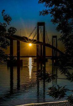 Puente General Belgrano. Corrientes