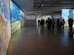 #vangoghalive, Athens Vincent Van Gogh, Athens, Death, Athens Greece