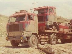 image not displayed Volvo Cars, Volvo Trucks, Road Train, Heavy Truck, Vintage Trucks, Classic Trucks, Middle East, Cars And Motorcycles, Mercedes Benz