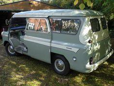 Vintage Rv, Vintage Caravans, Vintage Vans, Vintage Trailers, Old Campers, Retro Campers, Car Camper, Camper Caravan, Classic Cars British