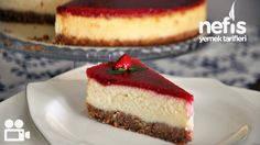 Frambuazlı Cheesecake Nasıl Yapılır