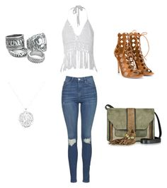 """""""Original !"""" by lovestyle123 on Polyvore featuring mode, Topshop, L'Autre Chose et Gianvito Rossi"""
