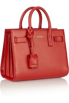 Saint Laurent - Sac De Jour Nano mini leather shoulder bag 0d0a4aa1698e9