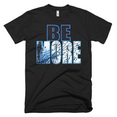 Be MORE T