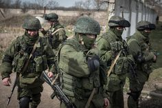 A Powerful Russian Weapon: The Spread of False Stories - Sound familiar, FOX? Unidentified soldiers overran Crimea in March 2014. Russia reclaimed the territory from Ukraine, and President Vladimir V. Putin later admitted that the troops were Russian special forces!