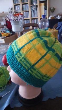 Tartan Mütze