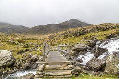 Hiking in Snowdonia
