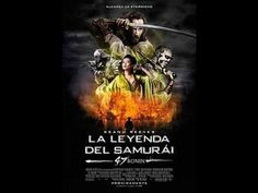 La leyenda del samurái - filme de suspense 2015 Movies, New Movies, Movies Online, 47 Ronin, Samurai, Action Movies, Japanese, Youtube, Movie Posters