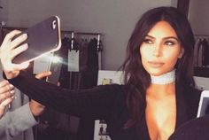 Kim Kardashian Revealed Her Secrets To The Perfect Selfie