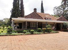 Karen Blixen's house in Nairobi