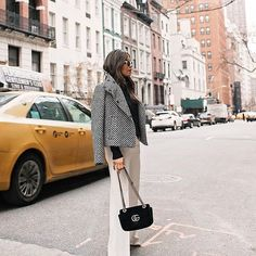 I'm sharing my top 5 winter wardrobe staples to carry you through this winter and next. Don't be afraid to invest in a piece that will last for a few years. New York City, Street Style, Winter Outfit, Winter Style