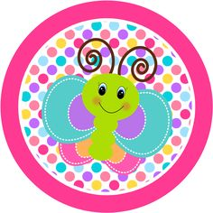 Spruce up any event with spectacular stickers Butterfly Clipart from Zazzle. Butterfly Clip Art, Butterfly Party, Candy Bar Labels, Cute Clipart, Bottle Cap Images, Colorful Party, Free Paper, Print And Cut, Round Stickers