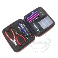==> [Free Shipping] Buy Best E-XY Magic CW Tool Coil Vape Complete kit E-cig Master Tweezers DIY jig Meter Tester PE Box Mod Rda RBA Atomizer Vapor Kit Online with LOWEST Price | 32398810374
