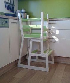 Lernturm bauen! Erfahren Sie wie Sie mittels zweier IKEA Möbelstücke in 30 Minuten einen Lernturm bauen und BARES Geld sparen!