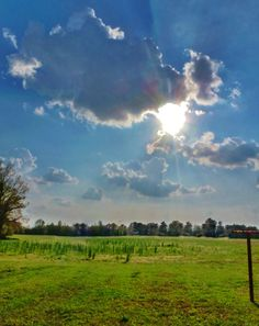 Hot, sticky summer afternoons in the country. Nostalgia at it's best.  --By Inspired Skies Photography