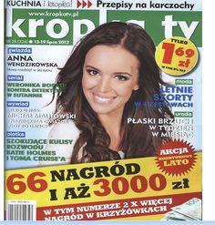 KROPKA TV MAGAZINE  www.sequinshoes.pl