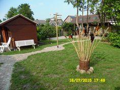 creatieve inrichting tuin