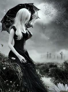 Resultado de imagen de gothic women