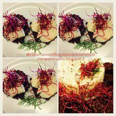 Crakers di semi di lino con formaggio veg - Costo 3 Euro