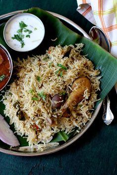 Andhra Recipes, Indian Food Recipes, Ethnic Recipes, Chicken Pulao Recipe, Chicken Recipes, Rice Recipes, Cooking Recipes, Healthy Recipes, Briyani Recipe