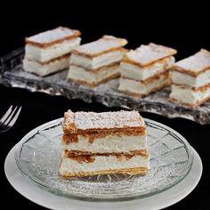 Hungarian Cake, Hungarian Recipes, Sweet Desserts, Dessert Recipes, Sweet And Salty, Winter Food, No Bake Cake, Tiramisu, Clean Eating