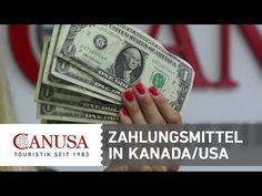 Video: Zahlungsmittel in Kanada und den USA   traveLink.