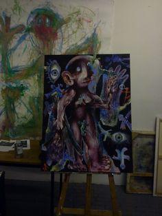 MANEL GÜELL Paintings, Art, Paint, Art Background, Painting Art, Kunst, Performing Arts, Painting, Painted Canvas