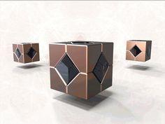 """Consulta mi proyecto @Behance: """"3D GIF"""" https://www.behance.net/gallery/41840295/3D-GIF"""