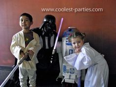 Coolest Star Wars Birthday Party