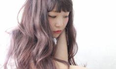 甘くて儚げ。この春したい髪色はピンク+ラベンダーの素敵なアンニュイカラー