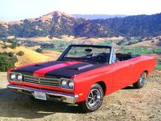 Finding Vintage Cars That Are For Sale - Popular Vintage Dodge Muscle Cars, Plymouth Muscle Cars, Muscle Cars Vintage, Vintage Cars, Vintage Iron, Vintage Bicycles, Vintage Motorcycles, Rat Rods, Automobile