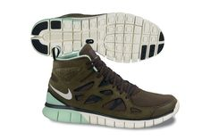 Image of Nike Free Run+ 2 Mid Preview